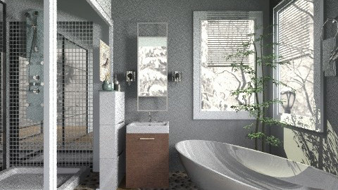 Cleo - Modern - Bathroom - by milyca8