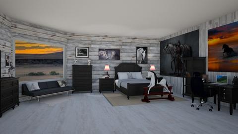 562 - Bedroom - by Jade Autumn