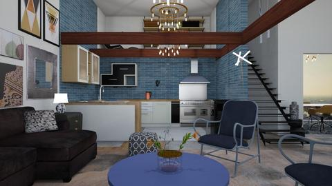 Cloud nine  - Modern - Living room - by Tree Nut