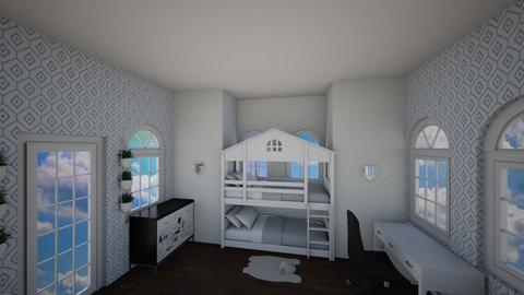 ChildrenRoom - Modern - Kids room - by Agulasz