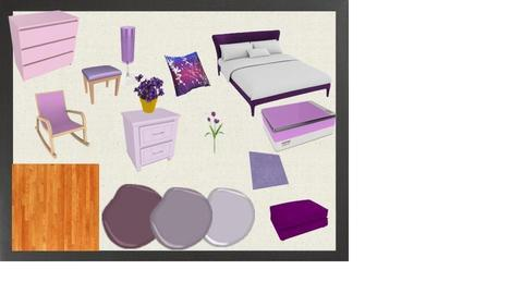 bedroom - by Janigha