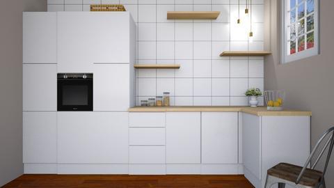 kitchen - Kitchen - by areejkwaik