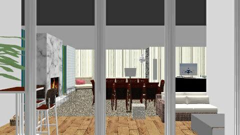 Primerjrdaisy diseño - Bedroom - by Rosaura Lucero Garcia Sifuentes