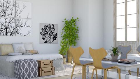 Simple Nature - Modern - Bedroom - by millerfam