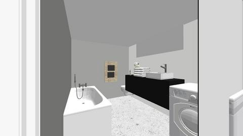 lazienka  - Bathroom - by aneeth