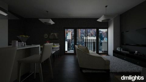 Condo 05 - Living room - by DMLights-user-1334755