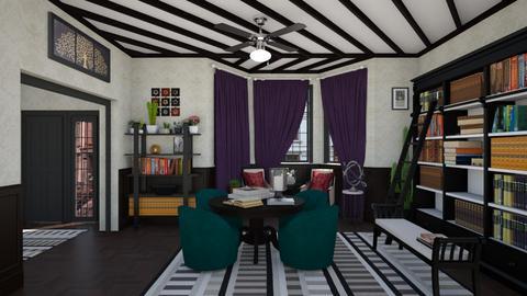 Home - Feminine - Living room - by Cap98