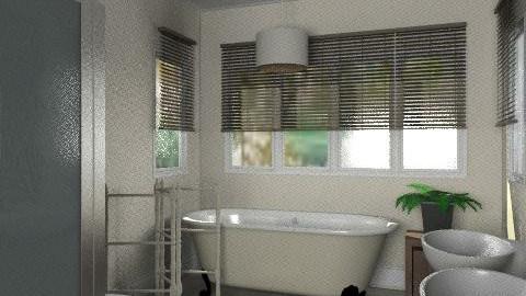 Bathroom4 - Bathroom - by Alyssa Turner