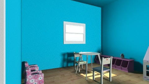 pink pink and more pink  - Glamour - Kids room - by cngone