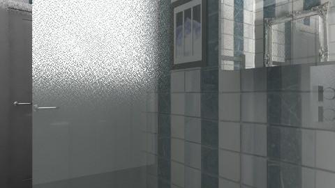 bathroom - Retro - Bathroom - by reggie124