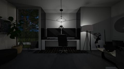 Studio - Office - by Gre_Taa
