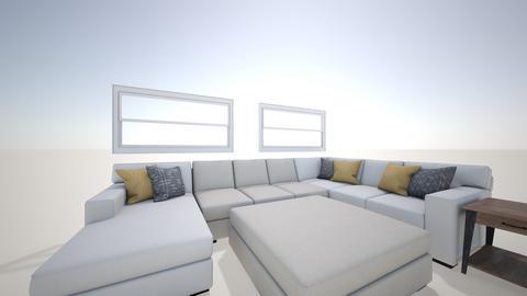 Schewe - Living room - by 018distj