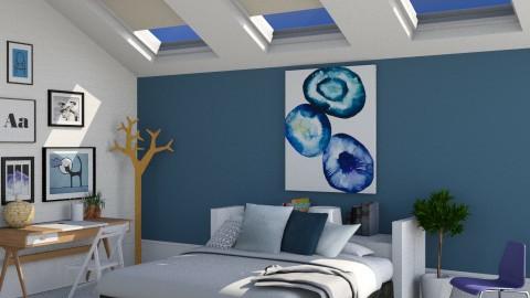 Starry Night - Modern - Bedroom - by Musicman
