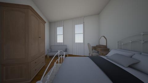 Circus Street 1a - Bedroom - by TV Renders