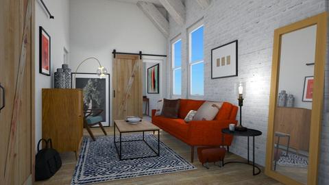 SWAT - Living room - by lauren_murphy