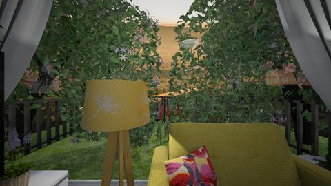 s1 - Living room - by MU1D