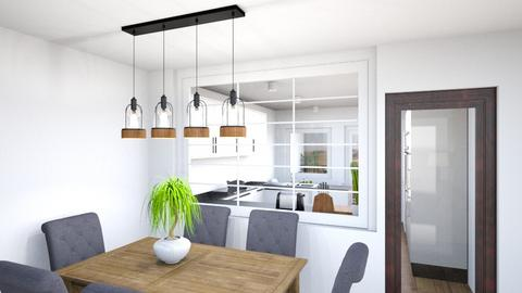 planta ppal a - Kitchen - by mdemesa