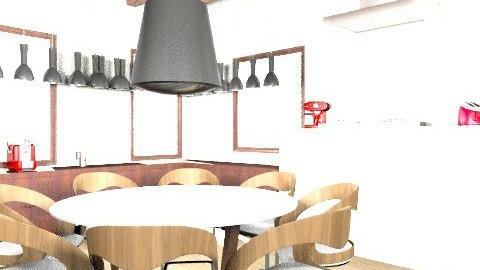 house chic - Minimal - Kitchen - by Gargiulo Marzio