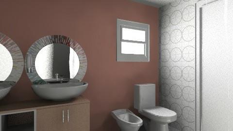 asjhalkfad - Glamour - Bathroom - by thexgarcia