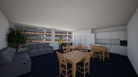 Sporty kitchen - Kitchen - by The New Kitchen