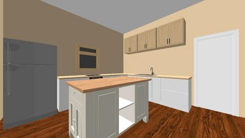 1 - Kitchen - by EricaJean