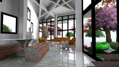 openess - Minimal - Living room - by kukimag