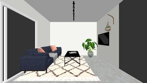 Maya Elul livingroom - by erlichroni