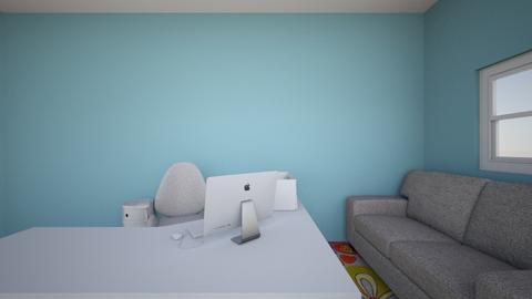 Teachers Desk - Kids room - by Lika T