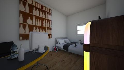 retro - Bedroom - by bang777