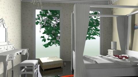 quite bedroom - Bedroom - by moonissa