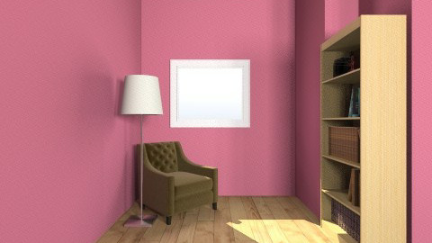 My news - Kids room - by MissAnilla99