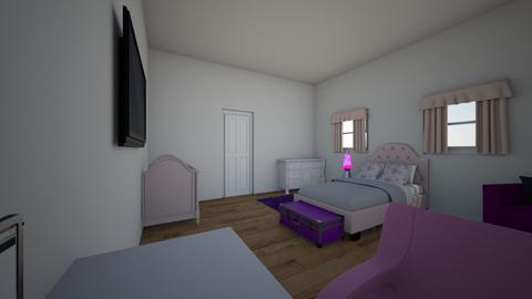My future bedroom  - Bedroom - by Jordin12