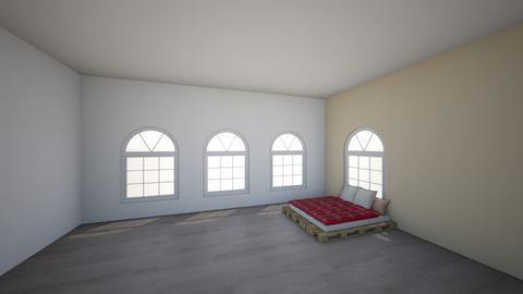 BOHO BED  - Bedroom - by genevaroomstyler