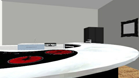 house 1 - Modern - Kitchen - by bbgold