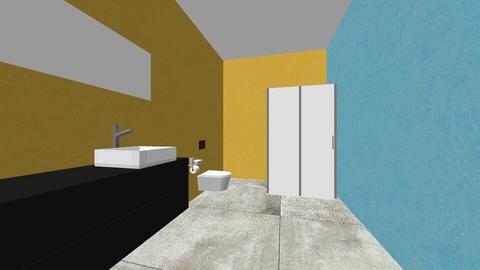 bathroom  - Bathroom - by Harleigh Jester