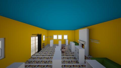 Disha - Office - by dishamohite2000
