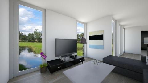 woonkamer shot - Living room - by fleursmulders