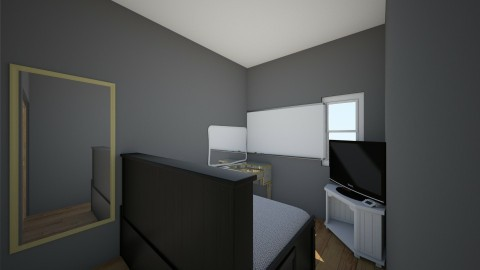 fav room 5_25_16 - Modern - Bedroom - by raewintholz