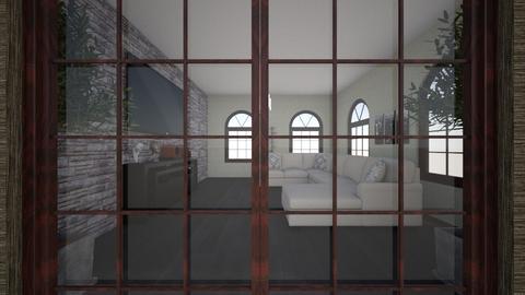 Salon - Living room - by Natalia170808