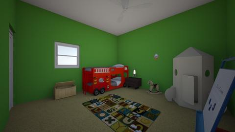 liam room - Kids room - by tfuss16