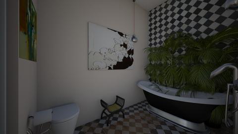hotel room 2 - by mali savir