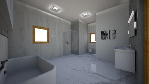 Bathroom - Bathroom - by nikitah23