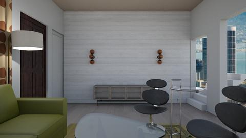 Congo St B - Living room - by Raymond Hill_Crate and Barrel_SFCA
