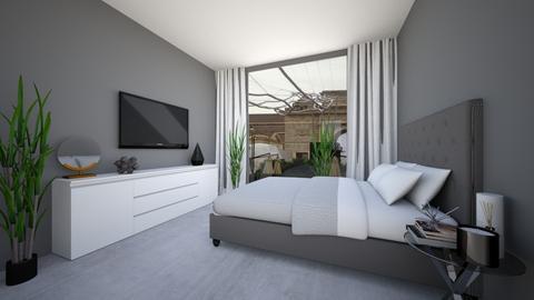 Moja soba - Bedroom - by IrenaRadic