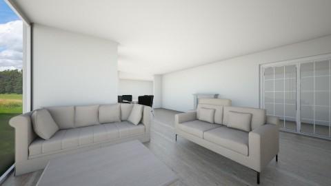 woonkamer 4 - Living room - by fleursmulders