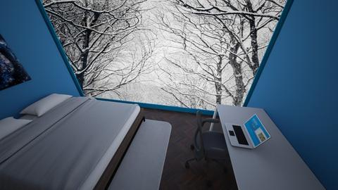 My bedhroom - Bedroom - by lokneszikolbasz