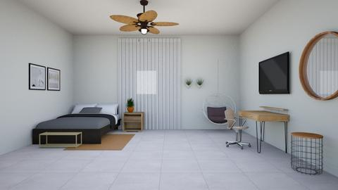 898989 - Bedroom - by einavbhm
