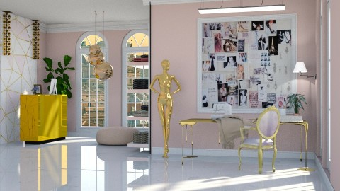 Gold Atelier - by meggle