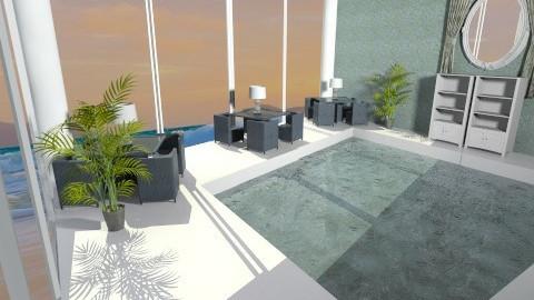 Pool - Modern - Garden - by HGranger2