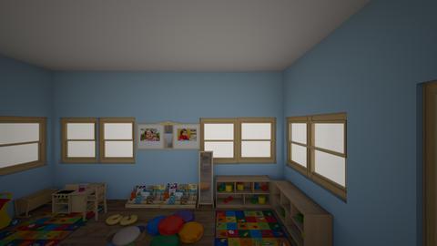 Toddler room  - Kids room - by LQYNXJUNCYKRZGANAPXDFAQHHNCVQLH